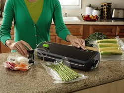 Enjoy fresh food all year with this $47 FoodSaver Vacuum Sealing System