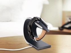 Charge your Apple Watch in style with this $7 aluminum stand