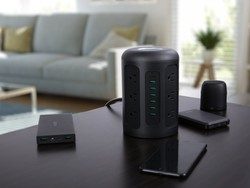 Free up your outlets with this $33 Aukey power strip