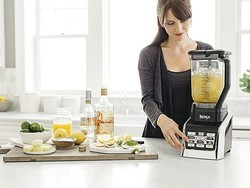 The $115 Ninja Duo blender can make enough smoothies for everyone