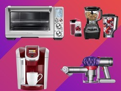 Get 20% off vacuum cleaners, coffee makers, blenders, and more at Best Buy