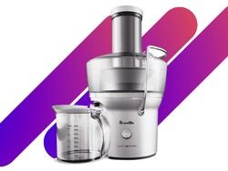 This $80 Breville juicer is easy on the eyes and easy on your wallet