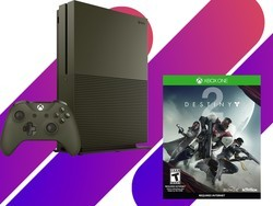 Microsoft's massive Xbox One S bundle sale includes Destiny 2