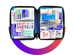 This $13 First Aid Kit includes 299 items you should always have around
