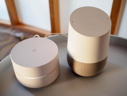 Pick up the Google Home and Whole Home Wi-Fi System three-pack for $323