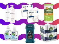 Spend $35 on select household items and get a free $10 Amazon gift card