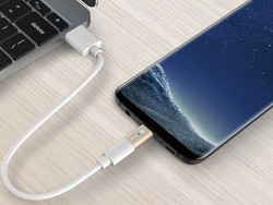 Repurpose old charging cables with this $6 two-pack of USB-C adapters