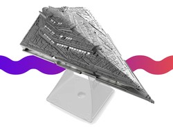 This Star Destroyer Bluetooth speaker is down to $18