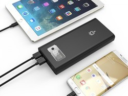 Charge three devices at once with the $40 Intocircuit portable charger