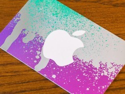 Grab a $100 Apple iTunes gift card and get a $15 Best Buy gift card free