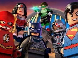 Get a free Minifigure with these $8 Lego Justice League Blu-rays