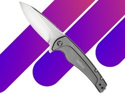 This Kershaw pocket knife's price was just slashed back down to $15