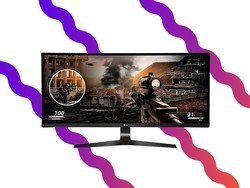 This $500 LG 34-inch curved screen is the last gaming monitor you'll buy