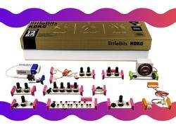 Give the world more electronic music with the $109 littleBits synth kit