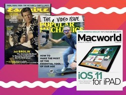 Subscribe to your favorite magazine for as little as $1
