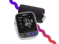 Monitor your blood pressure quickly and easily with the $45 Omron Series 10