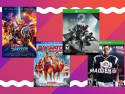 Get $1.50 off a Redbox rental, including Blu-ray and games