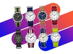 It may be a weekday but these Timex Weekender watches are 20% off currently