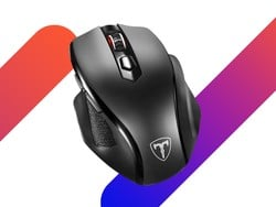 Put your old mouse to rest with a new wireless one for just $7