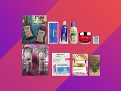 The $12 Women's Daily Beauty Sample Box comes with a free $12 promo credit