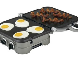 The versatile Cuisinart 5-in-1 Griddler is only $60