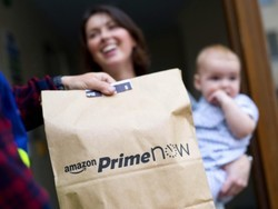 Groceries right to your door and $10 off for first time Prime Now orders