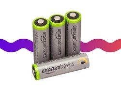 Keep your gear powered up with this $8 4-pack of rechargeable batteries