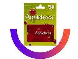 This $50 gift card to Applebee's is only $39. That's two appetizers free!
