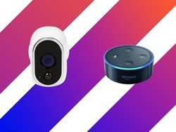 Get a free Amazon Echo Dot when you pick up this Netgear security camera