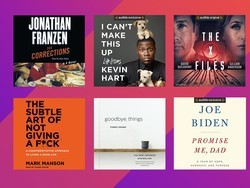 This annual Audible subscription for just $100 includes 12 free audio books