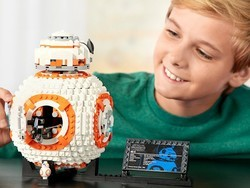 Select Lego Star Wars sets are discounted by 20%, including the BB-8 kit