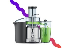 Juicing made easy with the $144 Breville Juice Fountain