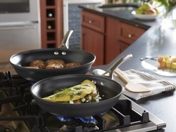 Cook with confidence using the $32 Calphalon Contemporary Nonstick Cookware