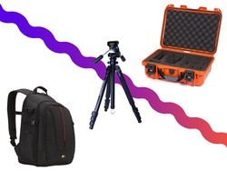 This one-day sale features a wide selection of camera accessories