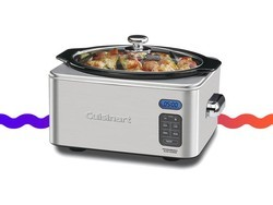 This $46 Cuisinart slow cooker will simplify your hectic life