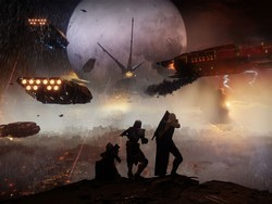 Become a Guardian and save the solar system with Destiny 2 as low as $40