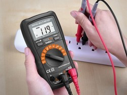 This $8 Tacklife multimeter takes the guesswork out of electricity projects