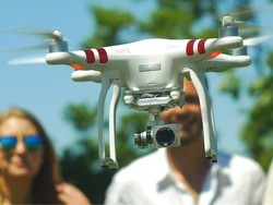 Take off with a refurbished DJI Phantom 3 drone for just $314