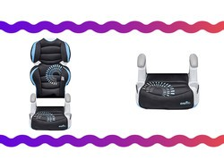 You will love this 2-in-1 removable back big kid booster seat
