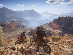 Try out Ghost Recon Wildlands for free this weekend on Xbox One, PS4 or PC