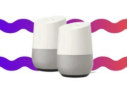 Double up on virtual assistants with the Google Home 2-pack