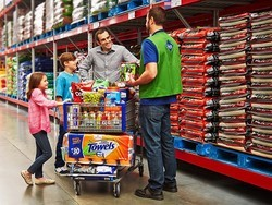 Get a one-year Sam's Club Membership and a $10 Gift Card for $30