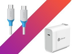 Get an iClever 45W USB Wall Charger and an iClever Cable for just $25