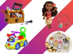 Save on Disney, DC, and more with this one-day toy sale