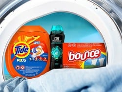 Smell fresh with this 20% off laundry detergent and fabric enhancer sale