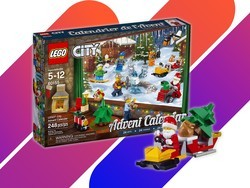 Good luck finding a silent night after gifting the $25 Lego Advent Calendar