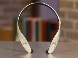 This sleek LG Bluetooth headset is only $23