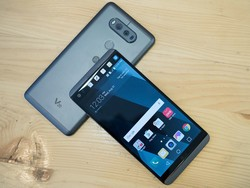 Epic sound and videography meet in the unlocked 64GB LG V20 for $300