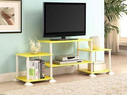 Organize your media with the $13 Mainstays 3-Cube Entertainment Center