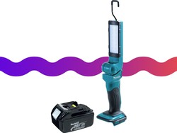Buy this Makita battery and LED flashlight together and save